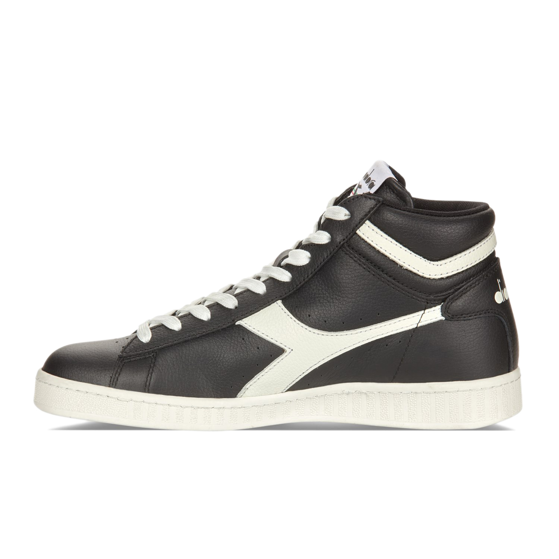 Scarpe-Diadora-Game-L-High-Waxed-Sneakers-uomo-donna-vari-colori-e-taglie miniatura 12