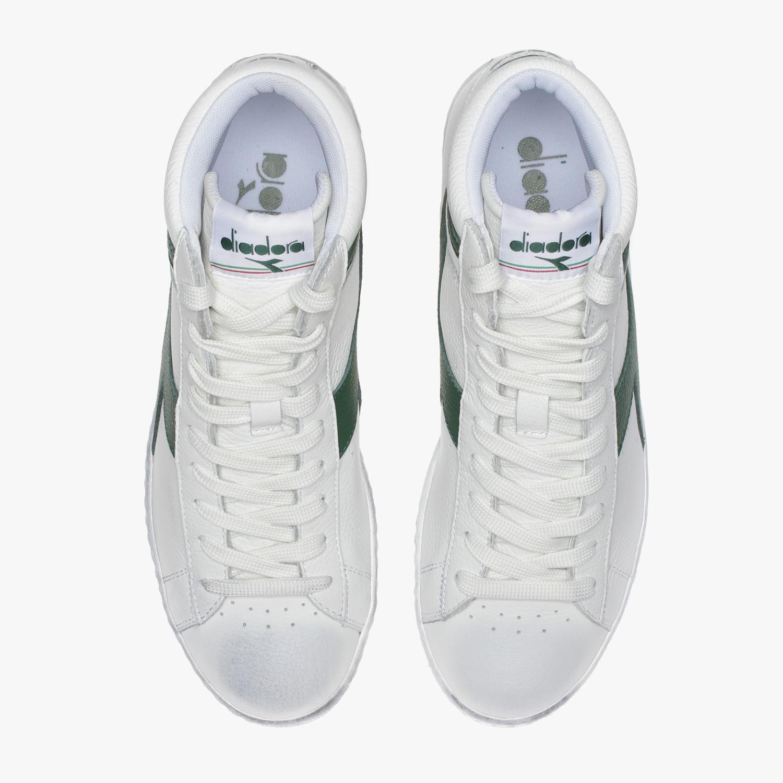 Scarpe-Diadora-Game-L-High-Waxed-Sneakers-uomo-donna-vari-colori-e-taglie miniatura 15