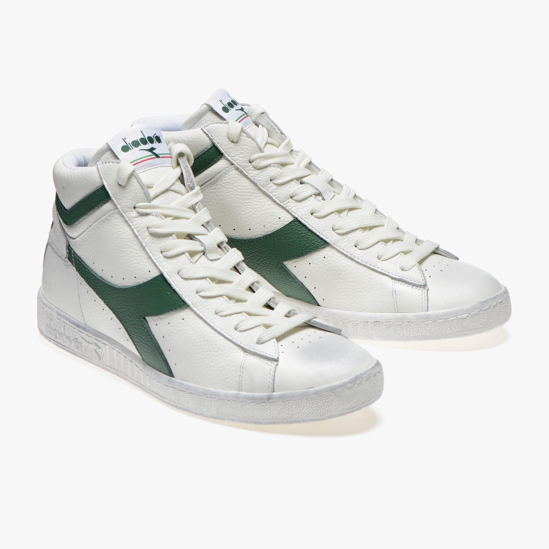Scarpe-Diadora-Game-L-High-Waxed-Sneakers-uomo-donna-vari-colori-e-taglie miniatura 16