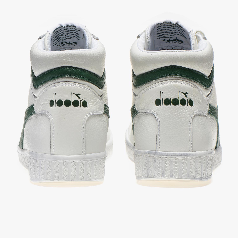 Scarpe-Diadora-Game-L-High-Waxed-Sneakers-uomo-donna-vari-colori-e-taglie miniatura 17
