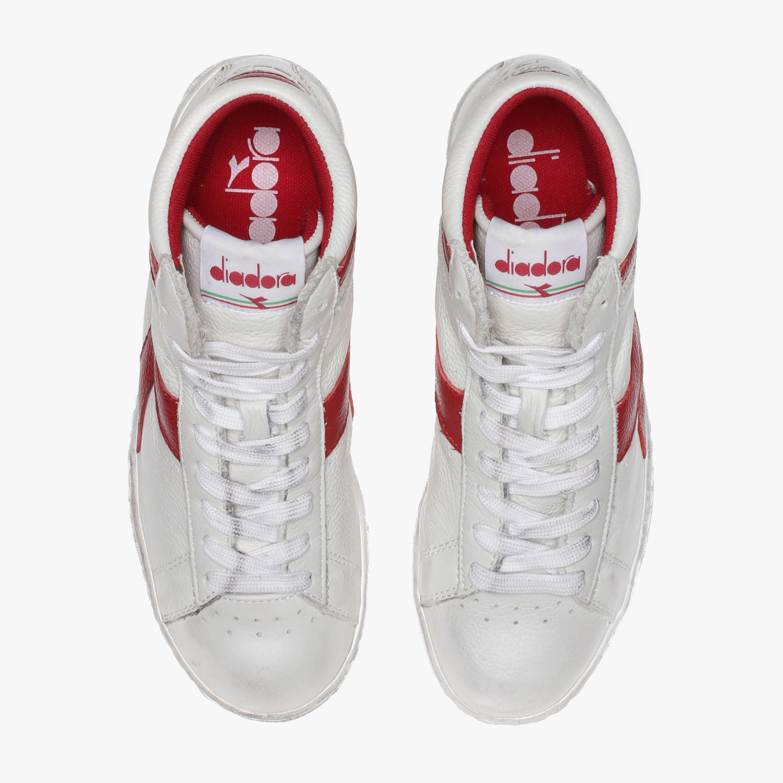 Scarpe-Diadora-Game-L-High-Waxed-Sneakers-uomo-donna-vari-colori-e-taglie miniatura 25