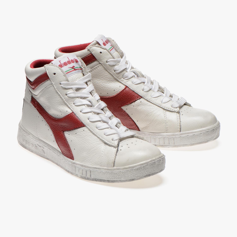 Scarpe-Diadora-Game-L-High-Waxed-Sneakers-uomo-donna-vari-colori-e-taglie miniatura 26