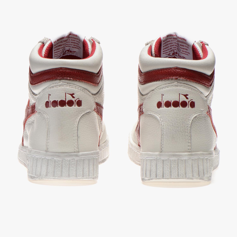 Scarpe-Diadora-Game-L-High-Waxed-Sneakers-uomo-donna-vari-colori-e-taglie miniatura 27