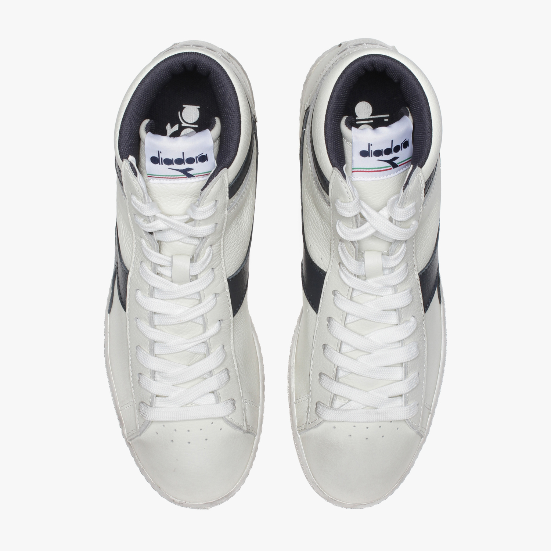 Scarpe-Diadora-Game-L-High-Waxed-Sneakers-uomo-donna-vari-colori-e-taglie miniatura 35