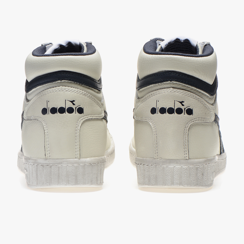Scarpe-Diadora-Game-L-High-Waxed-Sneakers-uomo-donna-vari-colori-e-taglie miniatura 37