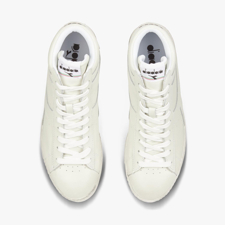 Scarpe-Diadora-Game-L-High-Waxed-Sneakers-uomo-donna-vari-colori-e-taglie miniatura 45