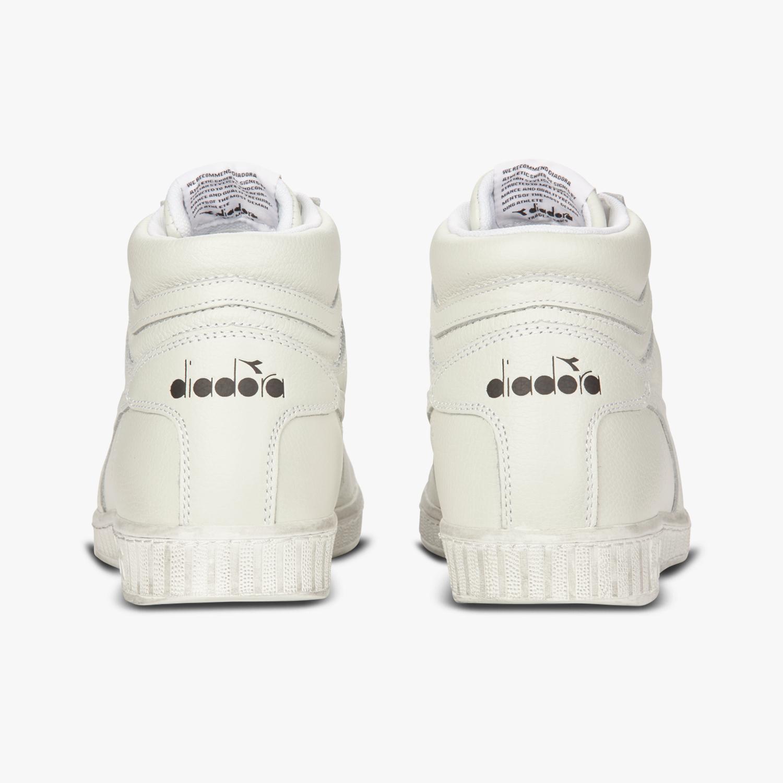 Scarpe-Diadora-Game-L-High-Waxed-Sneakers-uomo-donna-vari-colori-e-taglie miniatura 47