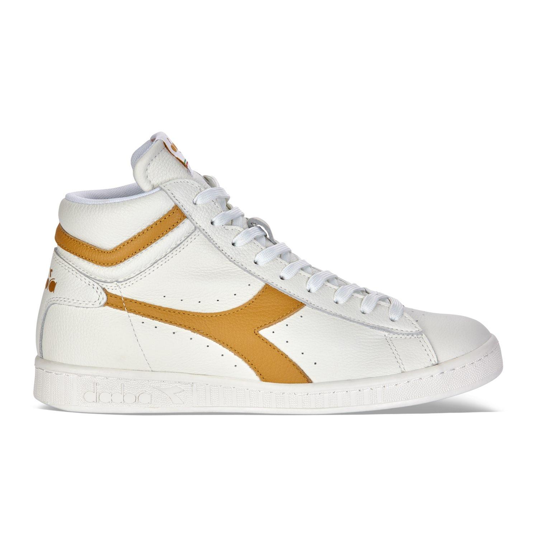 Scarpe-Diadora-Game-L-High-Waxed-Sneakers-uomo-donna-vari-colori-e-taglie miniatura 50