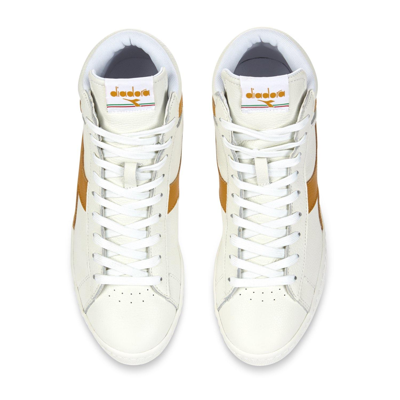 Scarpe-Diadora-Game-L-High-Waxed-Sneakers-uomo-donna-vari-colori-e-taglie miniatura 52