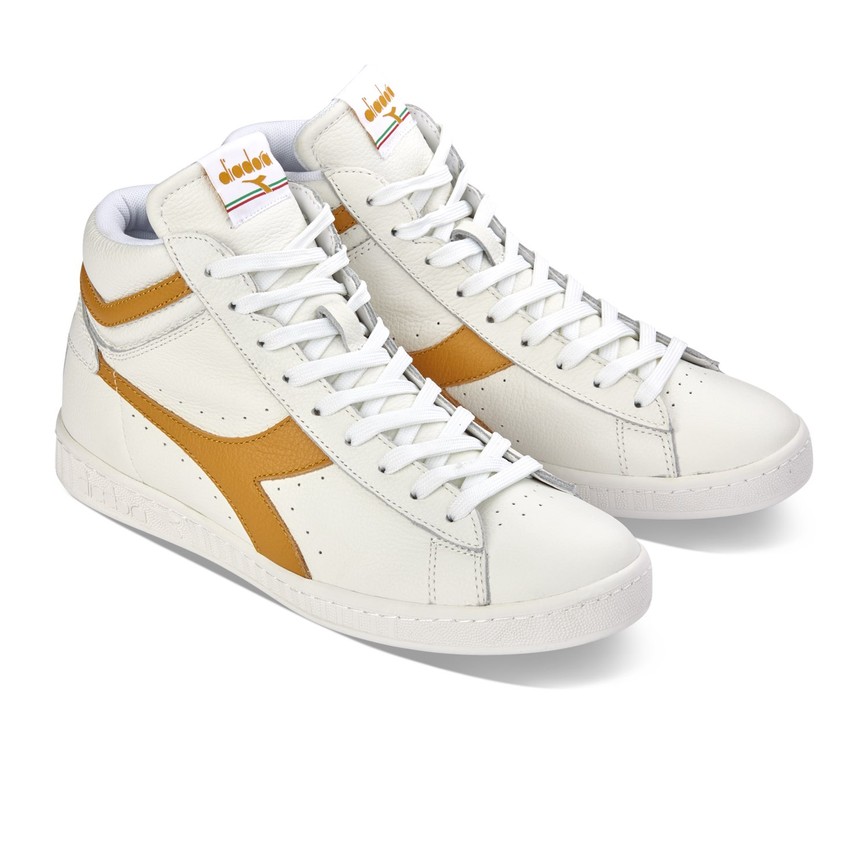 Scarpe-Diadora-Game-L-High-Waxed-Sneakers-uomo-donna-vari-colori-e-taglie miniatura 53