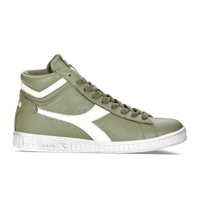 Scarpe-Diadora-Game-L-High-Waxed-Sneakers-uomo-donna-vari-colori-e-taglie miniatura 56