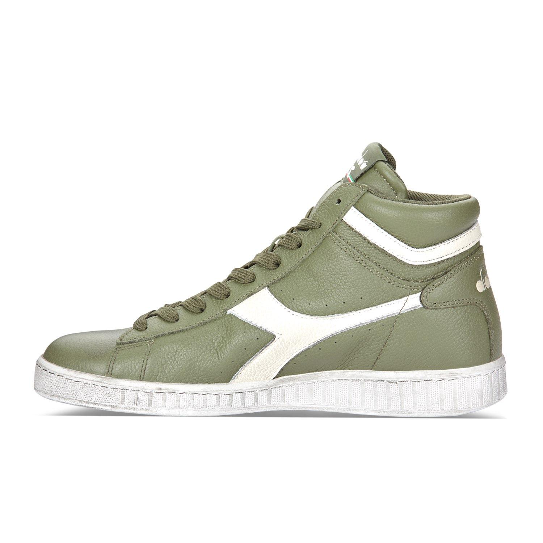 Scarpe-Diadora-Game-L-High-Waxed-Sneakers-uomo-donna-vari-colori-e-taglie miniatura 57