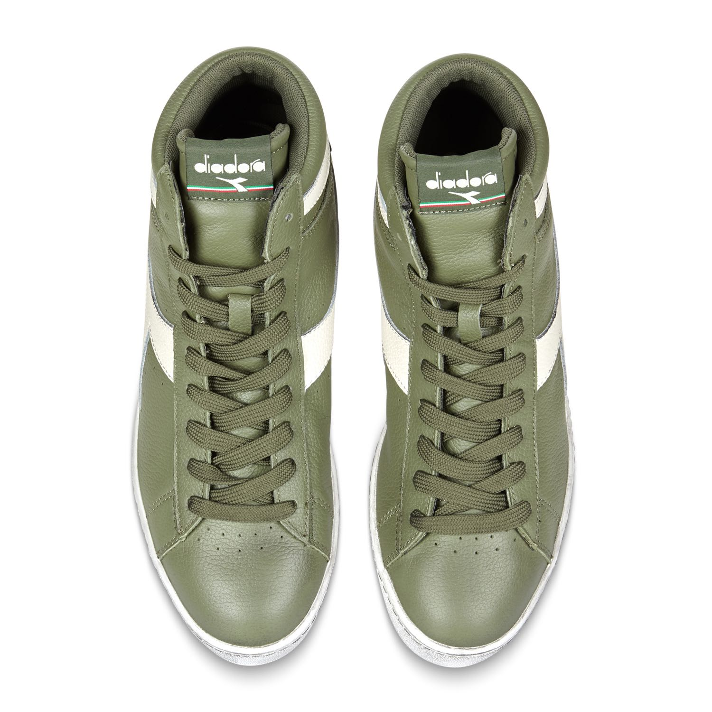 Scarpe-Diadora-Game-L-High-Waxed-Sneakers-uomo-donna-vari-colori-e-taglie miniatura 58