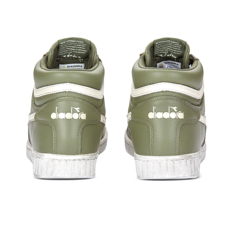 Scarpe-Diadora-Game-L-High-Waxed-Sneakers-uomo-donna-vari-colori-e-taglie miniatura 60