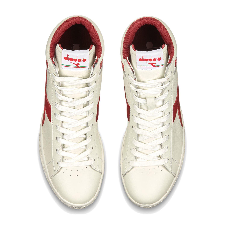 Scarpe-Diadora-Game-L-High-Waxed-Sneakers-uomo-donna-vari-colori-e-taglie miniatura 63