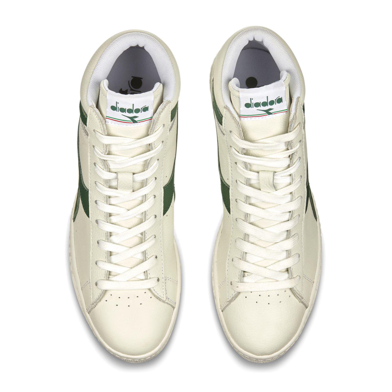 Scarpe-Diadora-Game-L-High-Waxed-Sneakers-uomo-donna-vari-colori-e-taglie miniatura 69