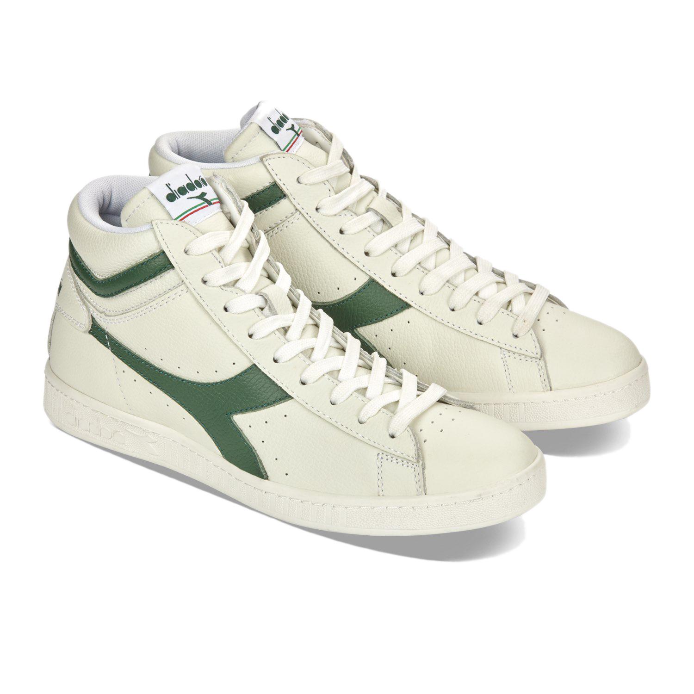 Scarpe-Diadora-Game-L-High-Waxed-Sneakers-uomo-donna-vari-colori-e-taglie miniatura 70