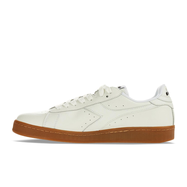 Scarpe-Diadora-Game-L-Low-Waxed-Sneakers-uomo-donna-vari-colori-e-taglie miniatura 4