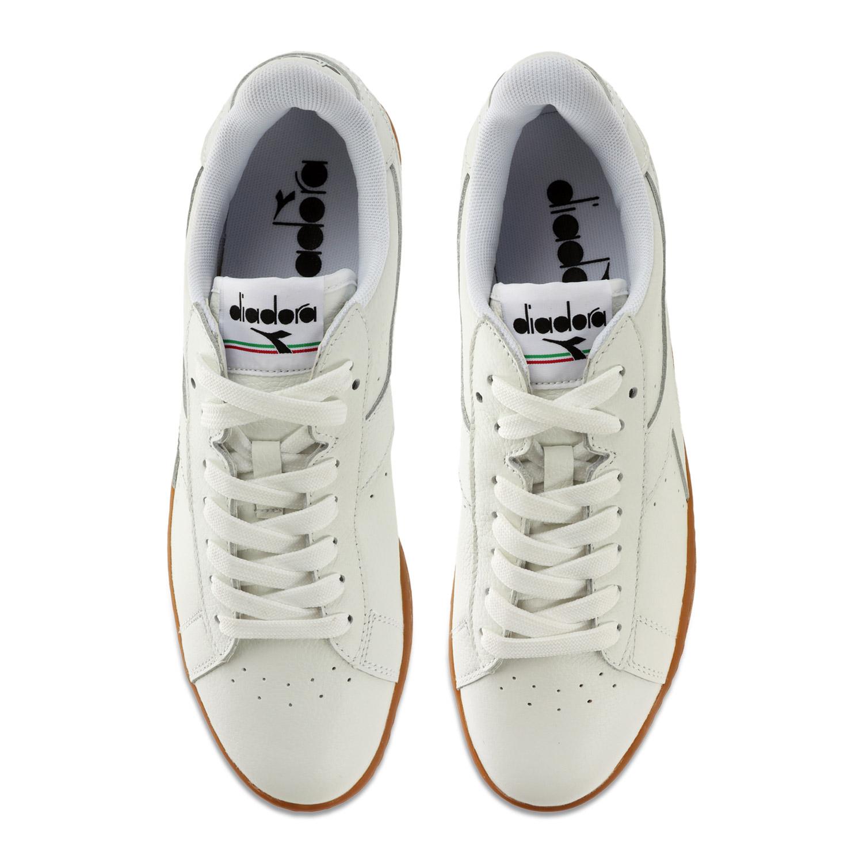 Scarpe-Diadora-Game-L-Low-Waxed-Sneakers-uomo-donna-vari-colori-piu-taglie miniatura 5