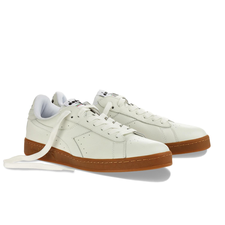 Scarpe-Diadora-Game-L-Low-Waxed-Sneakers-uomo-donna-vari-colori-e-taglie miniatura 6