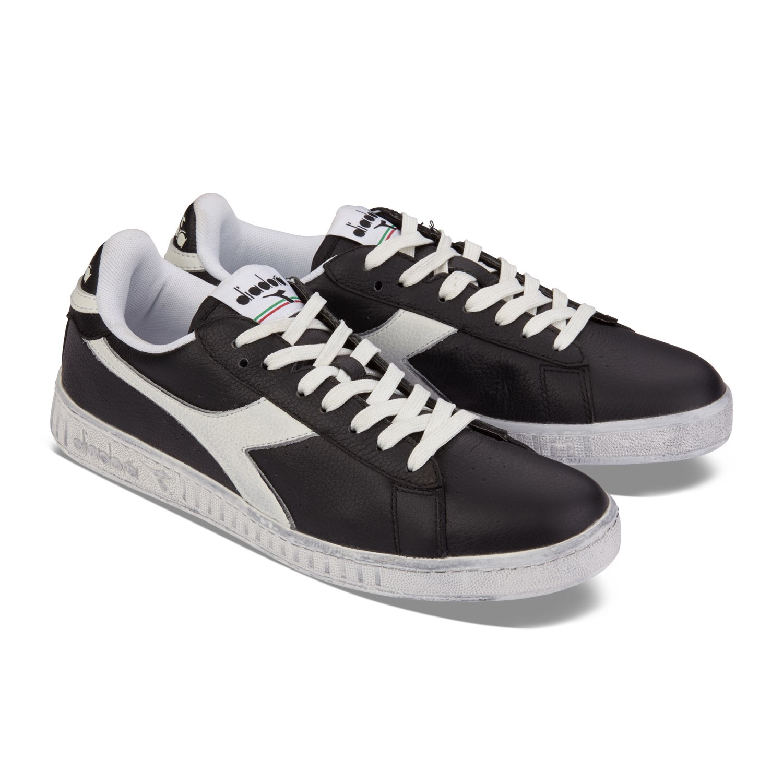 Scarpe-Diadora-Game-L-Low-Waxed-Sneakers-uomo-donna-vari-colori-piu-taglie miniatura 12