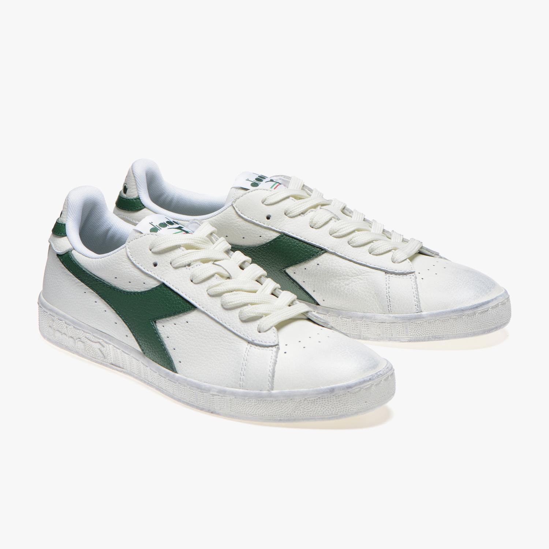 Scarpe-Diadora-Game-L-Low-Waxed-Sneakers-uomo-donna-vari-colori-e-taglie miniatura 17