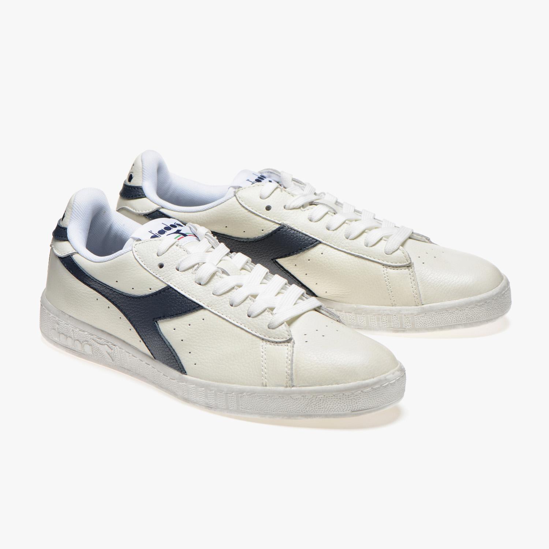 Scarpe-Diadora-Game-L-Low-Waxed-Sneakers-uomo-donna-vari-colori-e-taglie miniatura 49