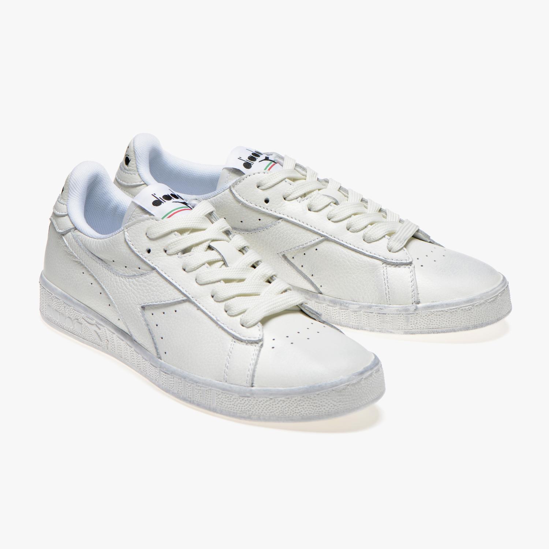 Scarpe-Diadora-Game-L-Low-Waxed-Sneakers-uomo-donna-vari-colori-e-taglie miniatura 59