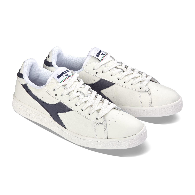 Scarpe-Diadora-Game-L-Low-Waxed-Sneakers-uomo-donna-vari-colori-e-taglie miniatura 76