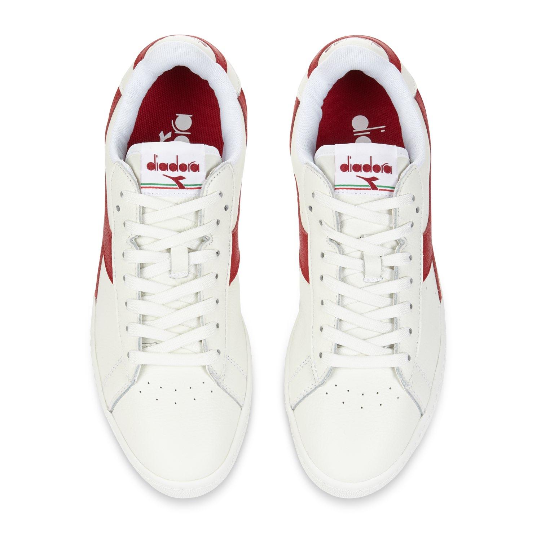 Scarpe-Diadora-Game-L-Low-Waxed-Sneakers-uomo-donna-vari-colori-e-taglie miniatura 81