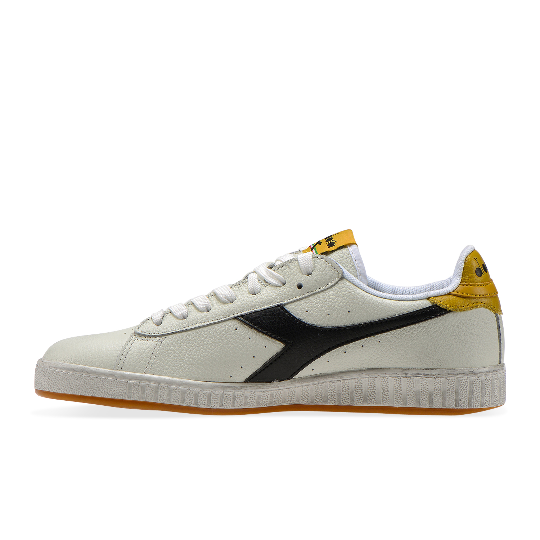 Scarpe-Diadora-Game-L-Low-Waxed-Sneakers-uomo-donna-vari-colori-e-taglie miniatura 100