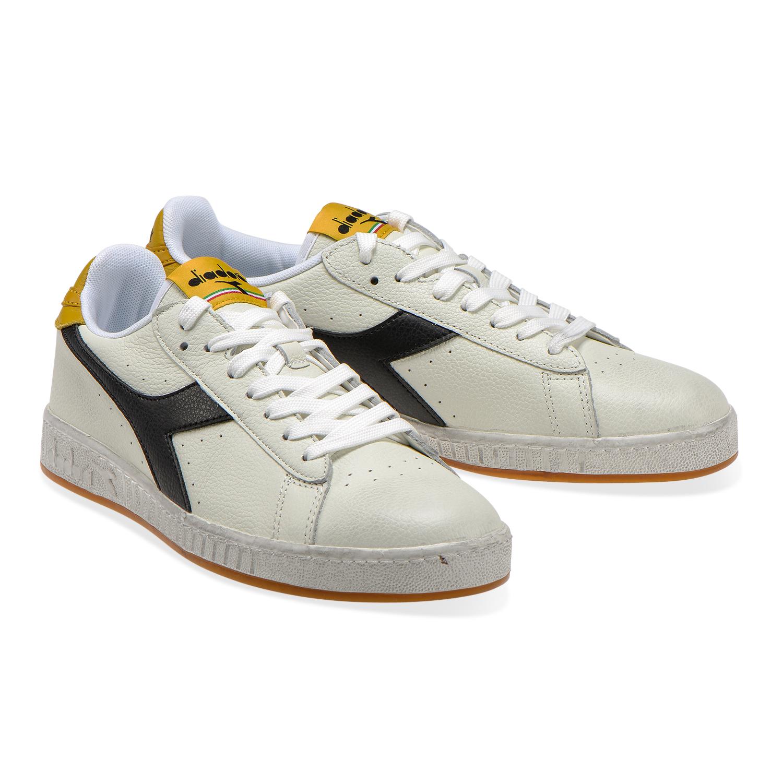 Scarpe-Diadora-Game-L-Low-Waxed-Sneakers-uomo-donna-vari-colori-e-taglie miniatura 101