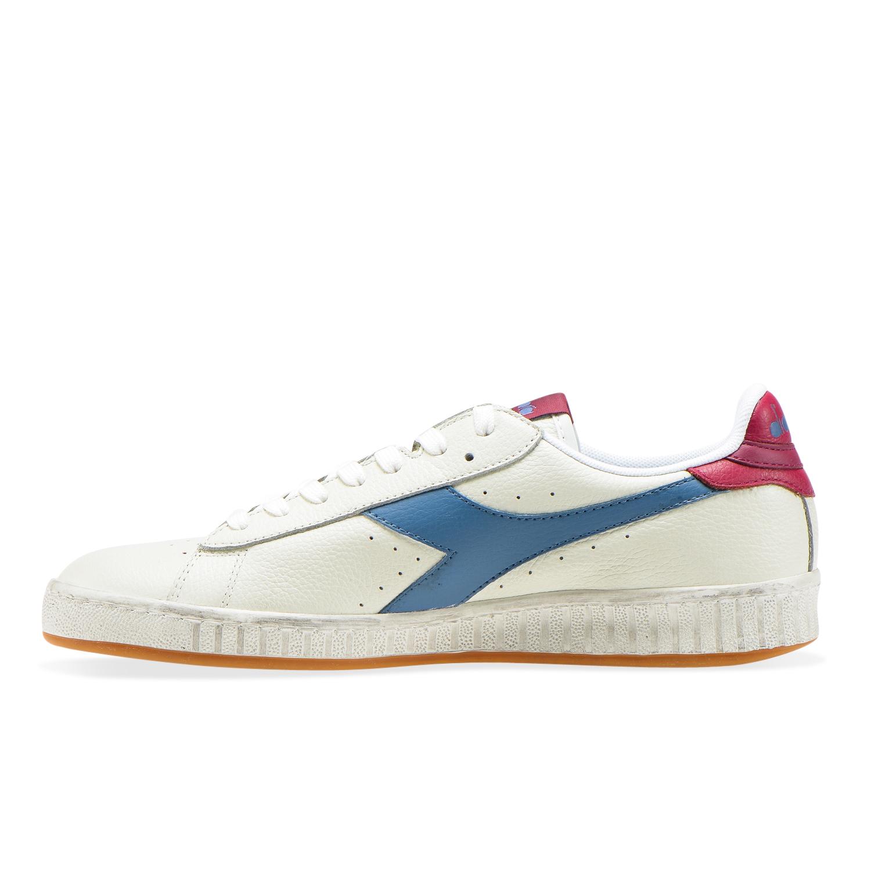 Scarpe-Diadora-Game-L-Low-Waxed-Sneakers-uomo-donna-vari-colori-e-taglie miniatura 105