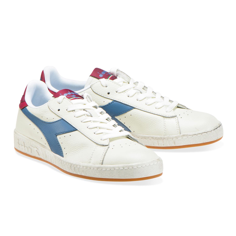 Scarpe-Diadora-Game-L-Low-Waxed-Sneakers-uomo-donna-vari-colori-e-taglie miniatura 106
