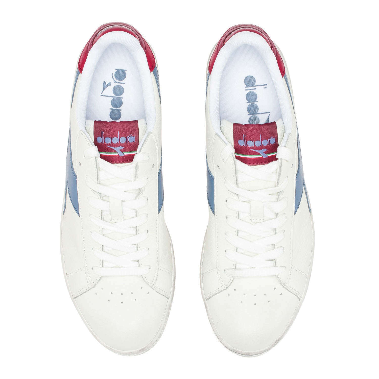 Scarpe-Diadora-Game-L-Low-Waxed-Sneakers-uomo-donna-vari-colori-e-taglie miniatura 107