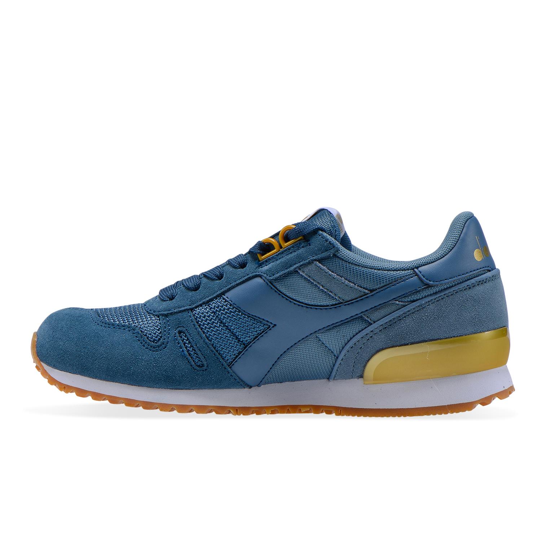 Blu Gomma Diadora Sportswear Titan Ii W Scarpe Sportive