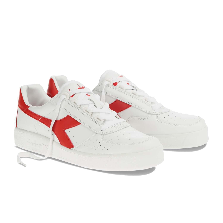 Scarpe-Diadora-B-Elite-Sneakers-sportive-per-uomo-donna-vari-colori-e-taglie miniatura 15