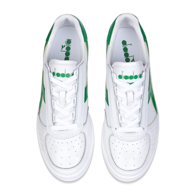 Scarpe-Diadora-B-Elite-Sneakers-sportive-per-uomo-donna-vari-colori-e-taglie miniatura 42
