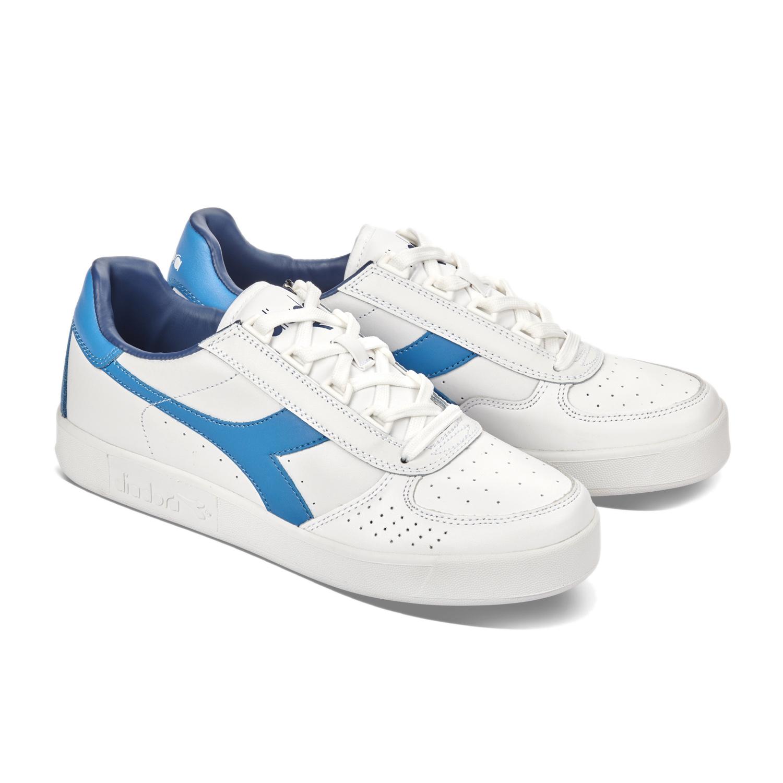 Scarpe-Diadora-B-Elite-Sneakers-sportive-per-uomo-donna-vari-colori-e-taglie miniatura 53