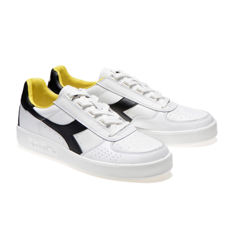 Scarpe-Diadora-B-Elite-Sneakers-sportive-per-uomo-donna-vari-colori-e-taglie miniatura 59