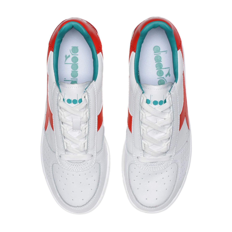 Scarpe-Diadora-B-Elite-Sneakers-sportive-per-uomo-donna-vari-colori-e-taglie miniatura 63