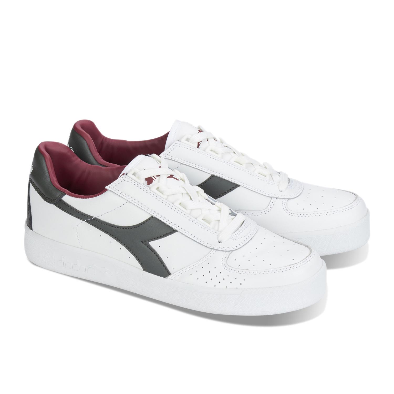 Scarpe-Diadora-B-Elite-Sneakers-sportive-per-uomo-donna-vari-colori-e-taglie miniatura 75