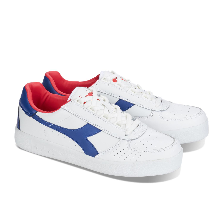 Scarpe-Diadora-B-Elite-Sneakers-sportive-per-uomo-donna-vari-colori-e-taglie miniatura 81