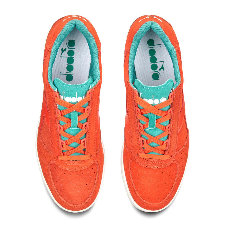 Détails sur Diadora Chaussures de Sport B.ELITE SUEDE pour homme et femme