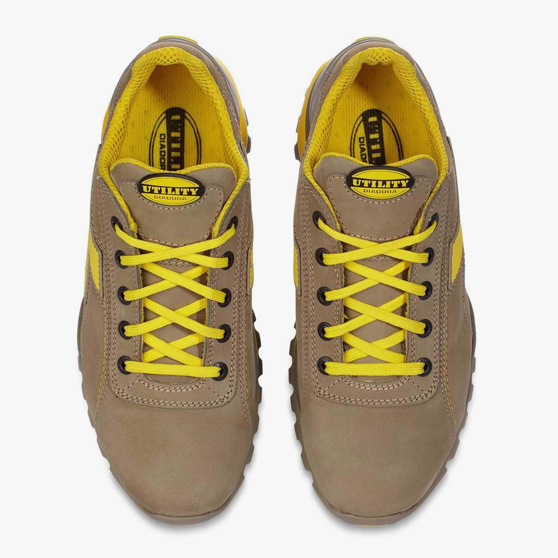 Détails sur Utility Diadora Chaussures de travail basses GLOVE II LOW S3 HRO SRA