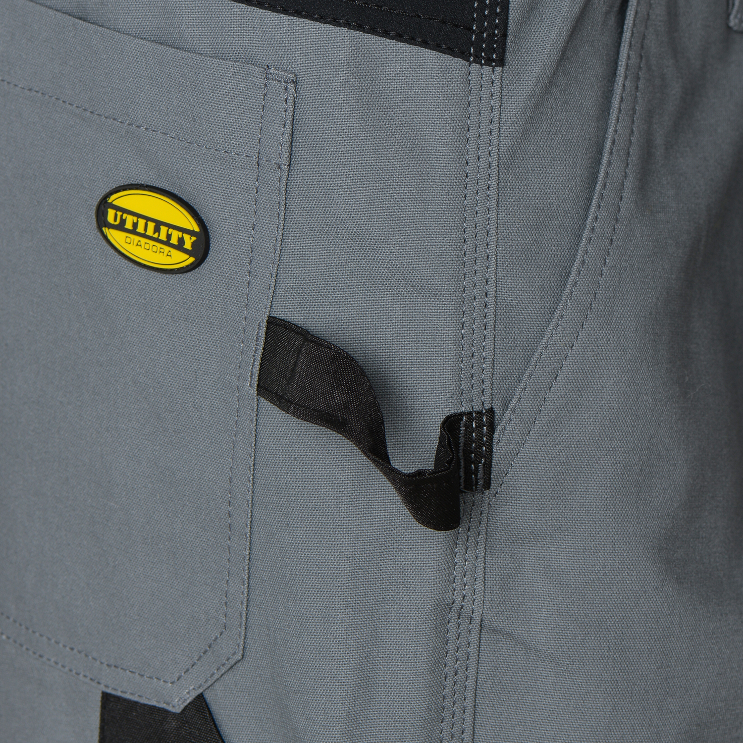 Utility Diadora Canvas ISO 13688:2013 for Man Work Trousers