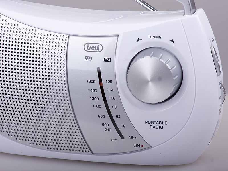 miniatura 3 - Radio Portatile 2 Bande TREVI RA 764